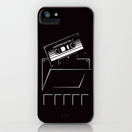 Gardians of the galaxy ( awesome mix vol.1) iPhone Case
