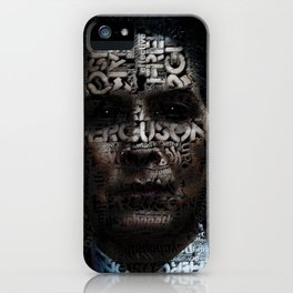 Joan Ferguson  I am to scare... iPhone Case