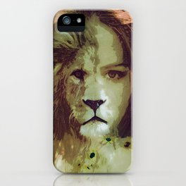From A Higher Dimension iPhone Case