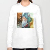 shakespeare Long Sleeve T-shirts featuring Shakespeare by Supergna