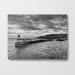 Whitby Revisited Metal Print