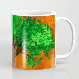 AUTUMN TREE HARVEST MOON Coffee Mug
