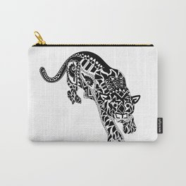Señor Jaguar Carry-All Pouch