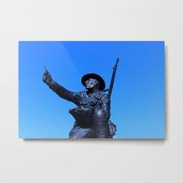 ANZAC Skies Metal Print