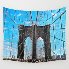 Bridge to Brooklyn Wall Tapestry