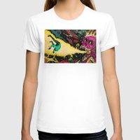 interstellar T-shirts featuring Interstellar Overdrive  by alexis ziritt