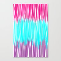 artsy Canvas Prints featuring Artsy by amalchristine