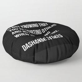 Privilege Floor Pillow