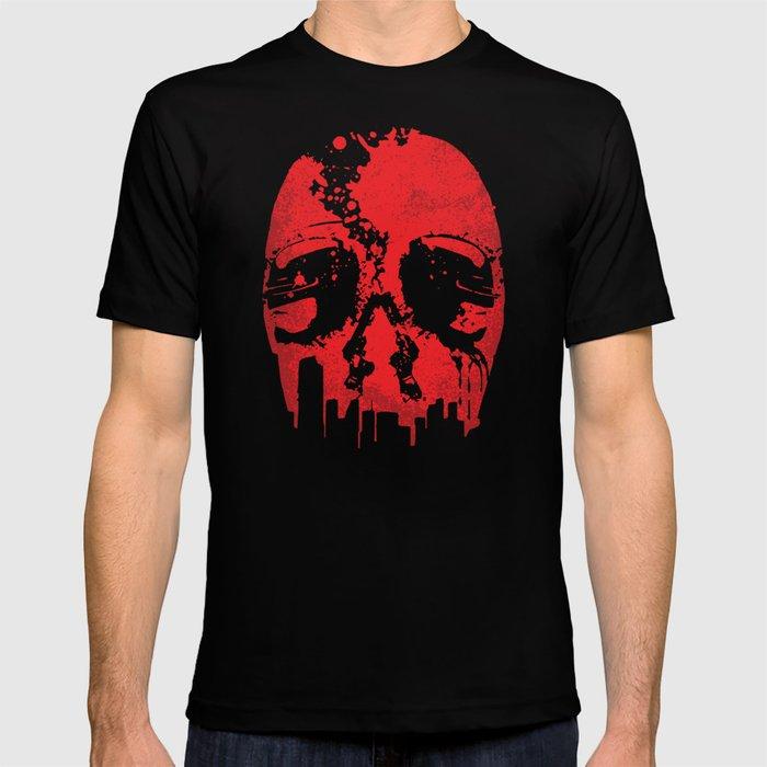 Robocop: Motorcity Justice T-shirt