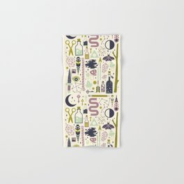The Witch's Collection Hand & Bath Towel