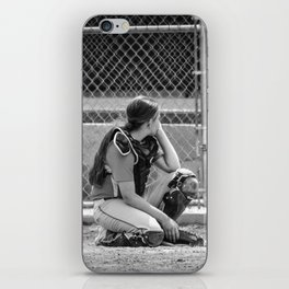 Catcher in Thought iPhone Skin