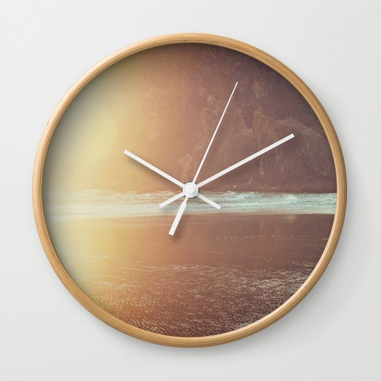 This is where I want to be... Wall Clock