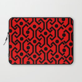 Ethic Pattern (red) Laptop Sleeve