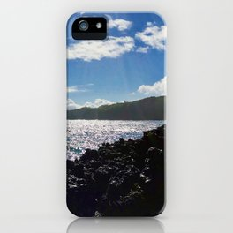 Keanae Point iPhone Case