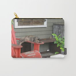 Cat from the Keys Carry-All Pouch