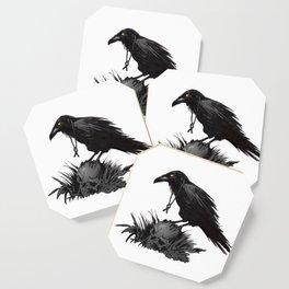 Death Poetry Coaster