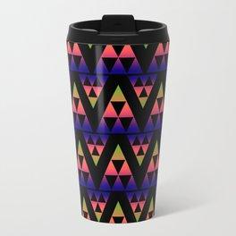 Geometric abstract decor Travel Mug