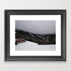 VT Framed Art Print