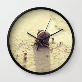Little Hermit Wall Clock