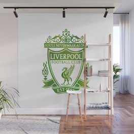 Football Club 13 Wall Mural
