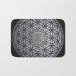 Sacred Unity - Sacred Geometry Bath Mat