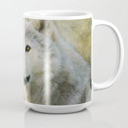 The White Wolf Coffee Mug