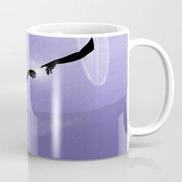 Crown Chakra. Coffee Mug
