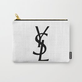 YSL logo Carry-All Pouch