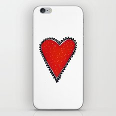 I HEART YOU iPhone & iPod Skin