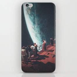Missing the ones we Left Behind iPhone Skin