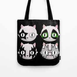 Hiss Cats - Makeup to Breakup Tote Bag