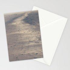 seaside sand Stationery Cards