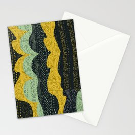 Tribal Minty Stationery Cards