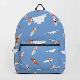 Queens beach Backpack