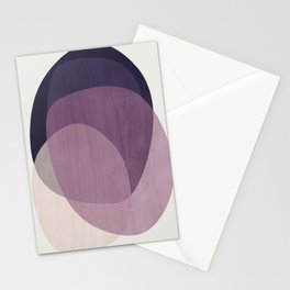 Shapes Abstract 22 Stationery Cards