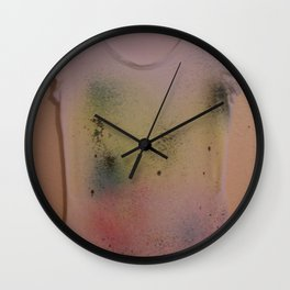 Cascada Bella Designs 'Simply Spray'. Wall Clock