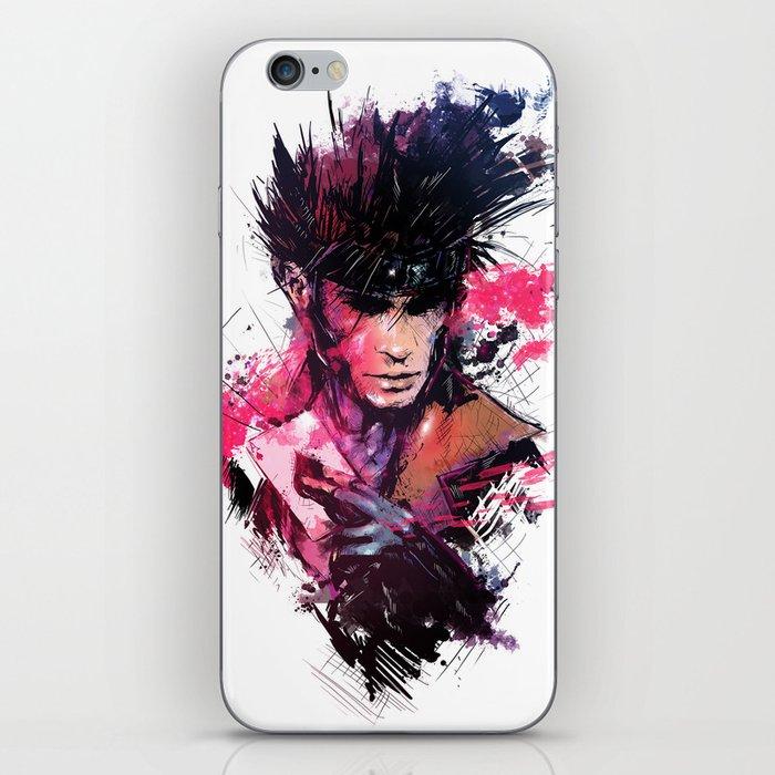 Gambit iPhone Skin