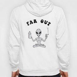 Far Out Alien (Tie Dye) Hoody