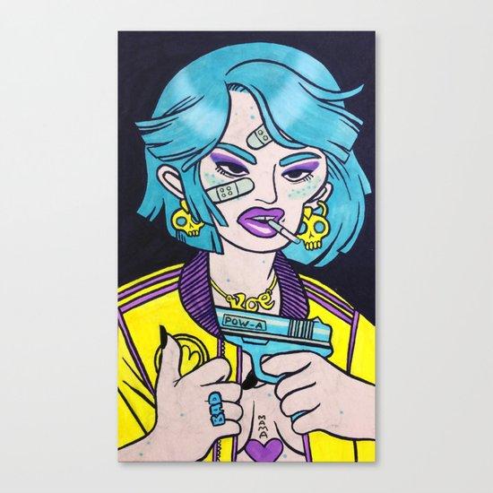 LFDY Canvas Print