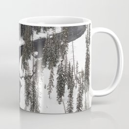 Yellowstone National Park - Lewis River Coffee Mug