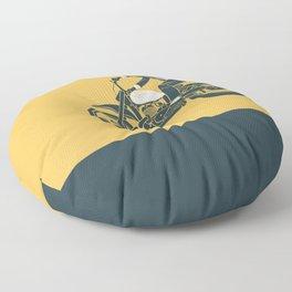 jump Floor Pillow