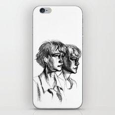 Carey iPhone & iPod Skin