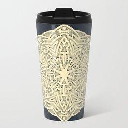 Mandala 4 Travel Mug