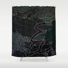 Fantacy landscape Shower Curtain