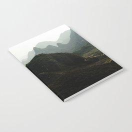 mystical China Notebook