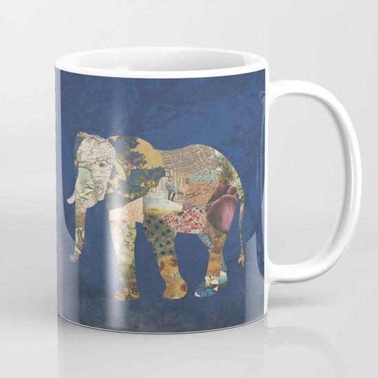 Elephant - The Memories of an Elephant Mug