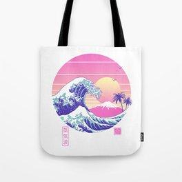 The Great Vaporwave Tote Bag