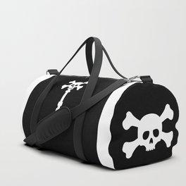Pirate Treasure Key Duffle Bag