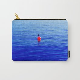 Bouy Blue Bird Carry-All Pouch
