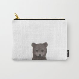 Woodland Baby Bear Carry-All Pouch